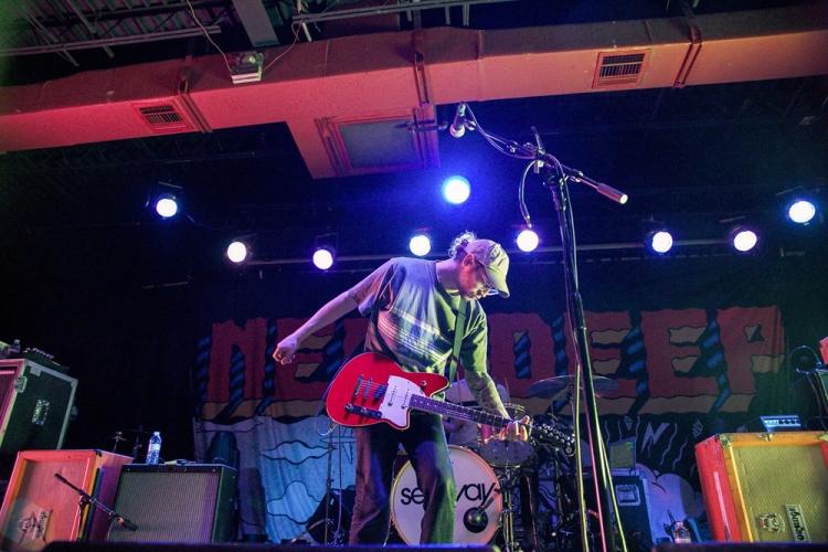 TAMPA, FL - JANUARY 27: Speak Low performs at The Orpheum in Tampa, Florida on January 27, 2018. (Photo: Jordan Miller/Aesthetic Magazine)