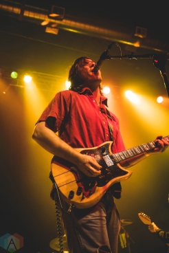 PONTIAC, MI - JANUARY 13: Twin Peaks performs at Crofoot Ballroom in Pontiac, Michigan on January 13, 2017. (Photo: Rebekah Witt/Aesthetic Magazine)