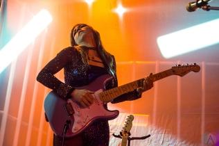TORONTO, ON - FEBRUARY 2: Arc Iris performs at The Mod Club in Toronto on February 2, 2018. (Photo: Katrina Lat/Aesthetic Magazine)
