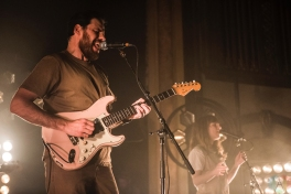 SEATTLE, WA - FEBRUARY 27: Bahamas performs at Neptune Theatre in Seattle on February 27, 2018. (Photo: Kevin Tosh/Aesthetic Magazine)