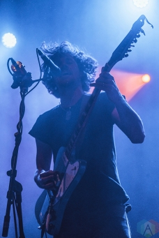 TORONTO, ON - FEBRUARY 21: Black Pistol Fire performs at Mod Club in Toronto on February 21, 2018. (Photo: Nicole De Khors/Aesthetic Magazine)
