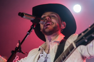 TORONTO, ON - FEBRUARY 17: Brett Kissel performs at Danforth Music Hall in Toronto on February 17, 2018. (Photo: Tyler Roberts/Aesthetic Magazine)
