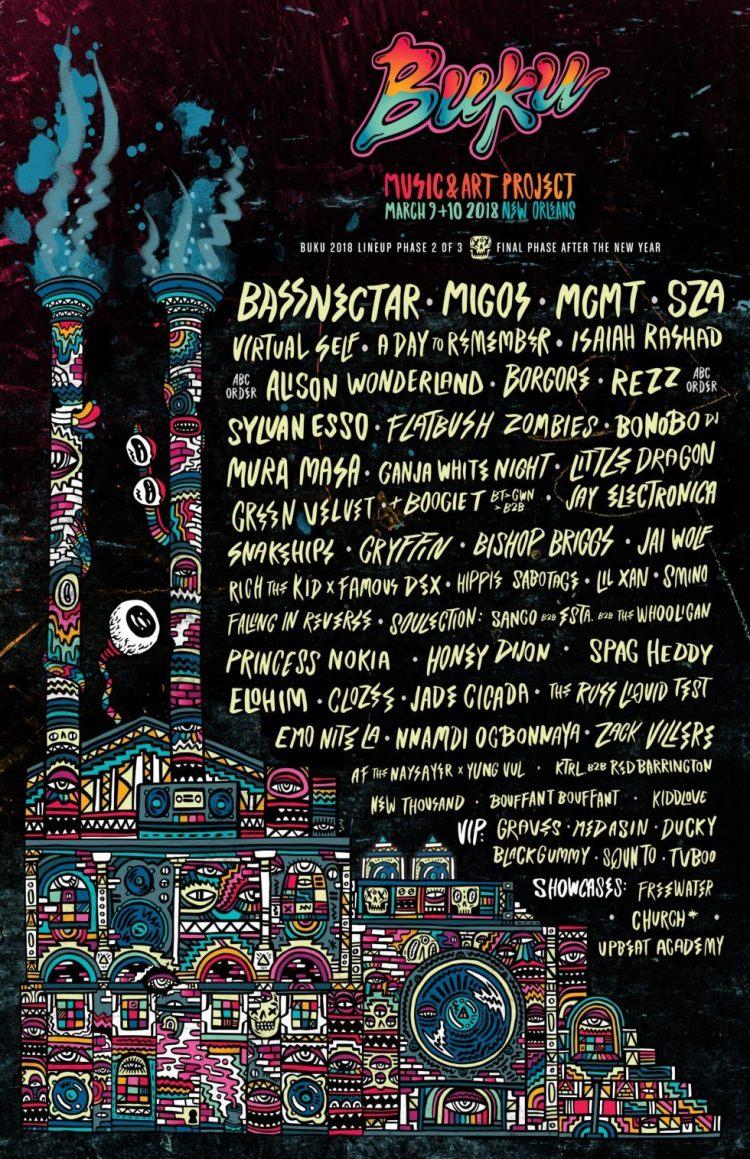 Buku Festival 2018
