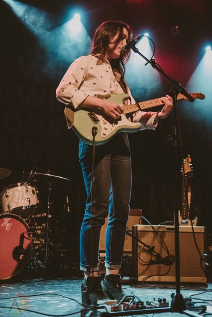 VANCOUVER, BC - FEBRUARY 21: Cara Bateman performs at Commodore Ballroom in Vancouver on February 21, 2018. (Photo: Tim Nguyen/Aesthetic Magazine)