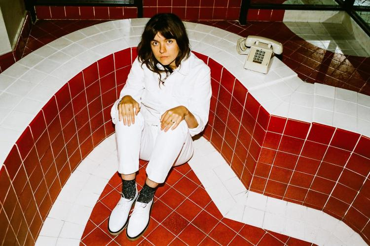 Courtney Barnett. (Photo: Pooneh Ghana)