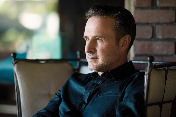 David Arquette. (Photo: Jeff Vespa)