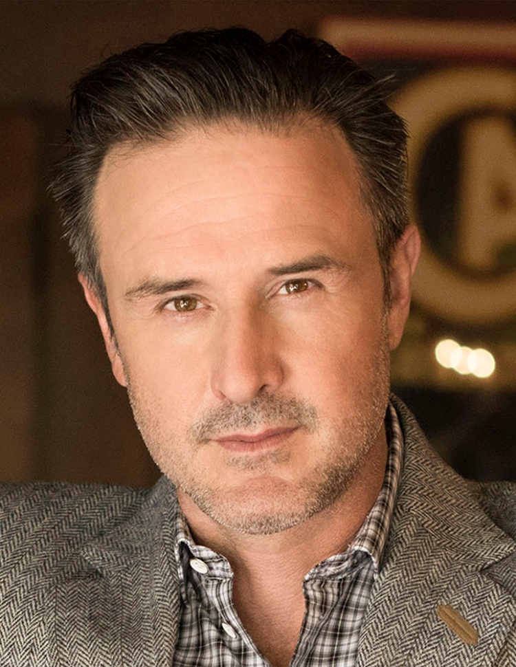 Interview David Arquette Talks Survivor S Guide To