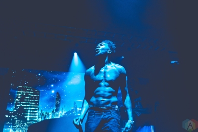 ROYAL OAK, MI - FEBRUARY 22: Desiigner performs at Royal Oak Music Theatre in Royal Oak, MI on February 22, 2018. (Photo: Taylor Ohryn/Aesthetic Magazine)