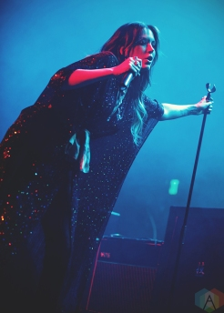 LOS ANGELES, CA - FEBRUARY 16: Dorothy performs at Fonda Theatre in Los Angeles, California on February 16, 2018. (Photo: Melanie Escombe-Wolhuter/Aesthetic Magazine)