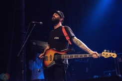 TORONTO, ON - FEBRUARY 21: Four Year Strong performs at Phoenix Concert Theatre in Toronto on February 21, 2018. (Photo: Morgan Harris/Aesthetic Magazine)
