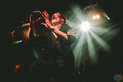 VANCOUVER, BC - FEBRUARY 18: Gogol Bordello performs at Commodore Ballroom in Vancouver, BC on February 18, 2018. (Photo: Danica Bansie/Aesthetic Magazine)