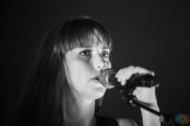 TORONTO, ON - FEBRUARY 2: Kimbra performs at The Mod Club in Toronto on February 2, 2018. (Photo: Katrina Lat/Aesthetic Magazine)