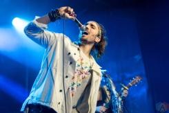 TORONTO, ON - FEBRUARY 13: Magic Giant performs at Mod Club Theatre in Toronto on February 13, 2018. (Photo: Morgan Hotston/Aesthetic Magazine)
