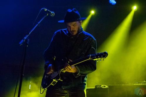 TORONTO, ON - FEBRUARY 06: Night Beats performs at Rebel in Toronto on February 06, 2018. (Photo: Orest Dorosh/Aesthetic Magazine)