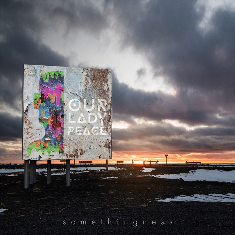 """Our Lady Peace - """"Somethingness"""""""