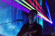 CHICAGO, IL - FEBRUARY 16: Portugal The Man performs at Aragon Ballroom in Chicago, Illinois on February 16, 2018. (Photo: Katie Kuropas/Aesthetic Magazine)
