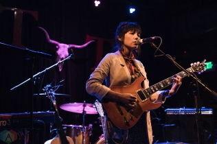 SEATTLE, WA - FEBRUARY 12: Steady Holiday performs at The Tractor Tavern in Seattle on February 12, 2018. (Photo: Kevin Tosh/Aesthetic Magazine)