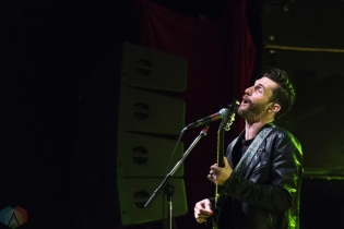 TORONTO, ON - FEBRUARY 13: The Brevet performs at Mod Club Theatre in Toronto on February 13, 2018. (Photo: Morgan Hotston/Aesthetic Magazine)