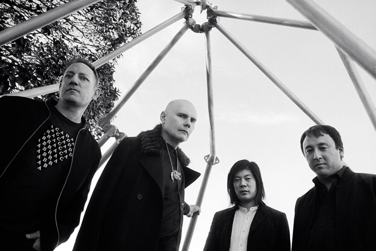 The Smashing Pumpkins. (Photo: Olivia Bee)