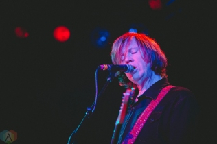 SEATTLE, WA - FEBRUARY 16: Thurston Moore performs at The Showbox in Seattle on February 16, 2018. (Photo: Daniel Hager/Aesthetic Magazine)