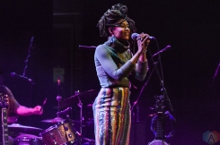 TORONTO, ON - FEBRUARY 11: Valerie June performs at Queen Elizabeth Theatre in Toronto on February 11, 2018. (Photo: Justin Roth/Aesthetic Magazine)