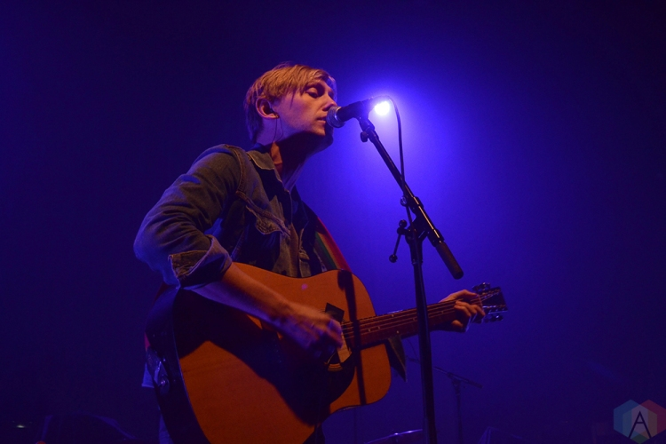 TORONTO, ON - FEBRUARY 06: Van William performs at Danforth Music Hall in Toronto on February 06, 2018. (Photo: Patrick Bales/Aesthetic Magazine)