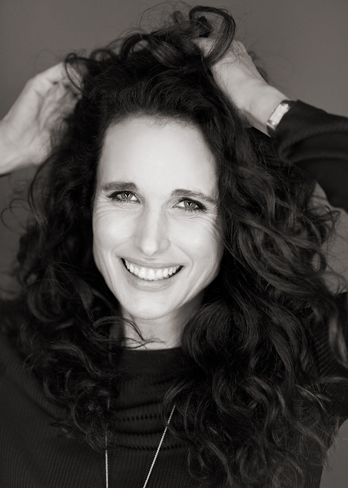 Andie MacDowell. (Photo: Sam Jones)