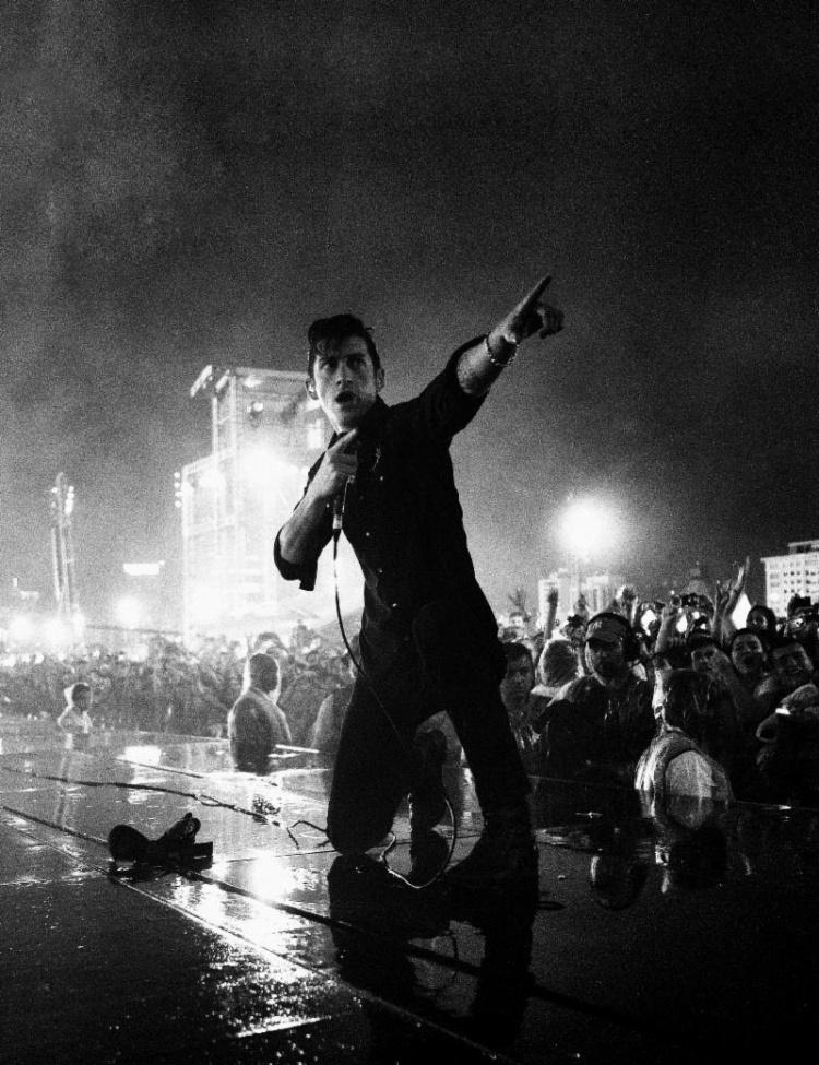 Arctic Monkeys. (Photo: Zackery Michael)