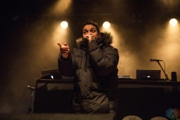 TORONTO, ON - MARCH 18: Atmosphere performs at Phoenix Concert Theatre in Toronto on March 18, 2018. (Photo: Lauren Garbutt/Aesthetic Magazine)