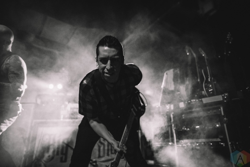 SACRAMENTO, CA - MARCH 03: Big Story performs at Ace of Spades in Sacramento, California on March 03, 2018. (Photo: Kyle Simmons/Aesthetic Magazine)