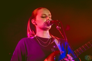 VANCOUVER, BC - MARCH 20: Charlotte Day Wilson performs at Fortune Sound Club in Vancouver on March 20, 2018. (Photo: Danica Bansie/Aesthetic Magazi