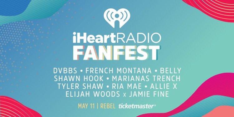 CMW iHeartRadio Fan Fest 2018