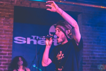 DETROIT, MI - MARCH 27: Coast Modern performs at The Shelter in Detroit on March 27, 2018. (Photo: Taylor Ohryn/Aesthetic Magazine)
