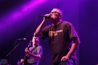 COSTA MESA, CA - MARCH 16: Descendents performs at Musink Festival at OC Fair & Event Center in Costa Mesa, California on March 16, 2018. (Photo: James Alvarez/Aesthetic Magazine)