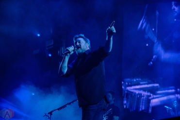 LEEDS, UK - MARCH 06: Elbow performs at First Direct Arena in Leeds on March 06, 2018. (Photo: Mark Ellis/Aesthetic Magazine)