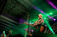 ST. PETERSBURG, FL - MARCH 3: Flogging Molly performs at Jannus Live in St. Petersburg, Florida on March 3, 2018. (Photo: Jordan Miller/Aesthetic Magazine)