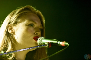 TORONTO, ON - MARCH 13: Freya Ridings performs at Mod Club in Toronto on March 13, 2018. (Photo: Jaime Espinoza/Aesthetic Magazine)