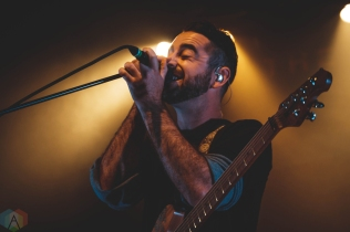 PONTIAC, MI - MARCH 18: I The Mighty performs at Crofoot Ballroom in Pontiac, MI on March 18, 2018. (Photo: Rebekah Witt/Aesthetic Magazine)