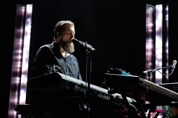 LEEDS, UK - MARCH 06: John Grant performs at First Direct Arena in Leeds on March 06, 2018. (Photo: Mark Ellis/Aesthetic Magazine)