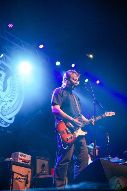 ST. PETERSBURG, FL - MARCH 3: Jon Snodgrss performs at Jannus Live in St. Petersburg, Florida on March 3, 2018. (Photo: Jordan Miller/Aesthetic Magazine)