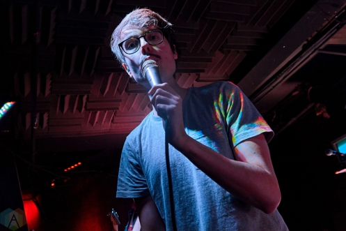 TORONTO, ON - MARCH 06: Joywave performs at Adelaide Hall in Toronto on March 06, 2018. (Photo: Morgan Harris/Aesthetic Magazine)