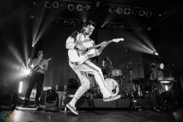TORONTO, ON - MARCH 09: Judah And The Lion performs at Phoenix Concert Theatre in Toronto on March 09, 2018. (Photo: Morgan Hotston/Aesthetic Magazine)