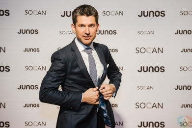 VANCOUVER, BC - MARCH 24: Juno Awards Gala Dinner And Awards at Vancouver Convention Centre East in Vancouver, BC on March 24, 2018. (Photo: Tim Nguyen/Aesthetic Magazine)