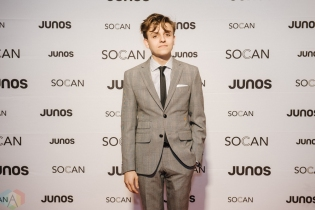 VANCOUVER, BC - MARCH 24: Scott Helman attends the Juno Gala Dinner at Vancouver Convention Centre East in Vancouver, BC on March 24, 2018. (Photo: Tim Nguyen/Aesthetic Magazine)