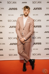 VANCOUVER, BC - MARCH 24: Virginia To Vegas attends the Juno Gala Dinner at Vancouver Convention Centre East in Vancouver, BC on March 24, 2018. (Photo: Tim Nguyen/Aesthetic Magazine)