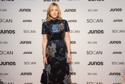 VANCOUVER, BC - MARCH 24: Diana Krall attends the Juno Gala Dinner at Vancouver Convention Centre East in Vancouver, BC on March 24, 2018. (Photo: Tim Nguyen/Aesthetic Magazine)