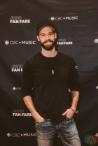 BURNABY, BC - MARCH 24: Chad Brownlee attends JUNO Fan Fare in Burnaby, BC on March 24, 2018. (Photo: Tim Nguyen/Aesthetic Magazine)