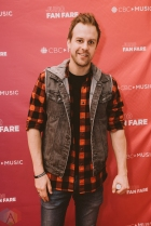 BURNABY, BC - MARCH 24: Dan Davidson attends JUNO Fan Fare in Burnaby, BC on March 24, 2018. (Photo: Tim Nguyen/Aesthetic Magazine)