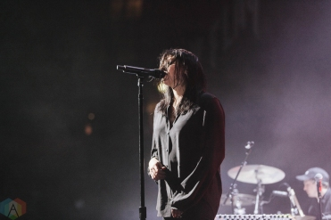 MANCHESTER, UK - MARCH 03: K.Flay performs at Manchester Arena in Manchester on March 03, 2018. (Photo: Priti Shikotra/Aesthetic Magazine)