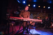 TORONTO, ON - MARCH 06: Marlon Williams performs at Horseshoe Tavern in Toronto on March 06, 2018. (Photo: Morgan Hotston/Aesthetic Magazine)